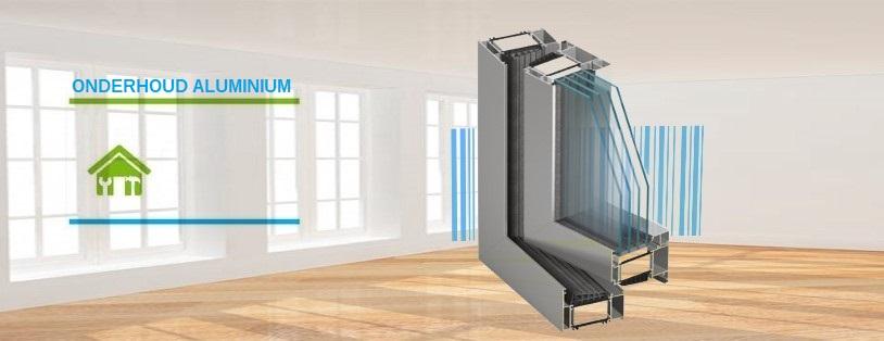 aluminium kozijnen onderhouden, kozijnen aluminium zorgvrij, alu kozijnen bijhouden, de zorg voor aluminium kozijnen,onderhoud alu, zorg en ontlasting kozijnen, onderhoudarm aluminium kozijn