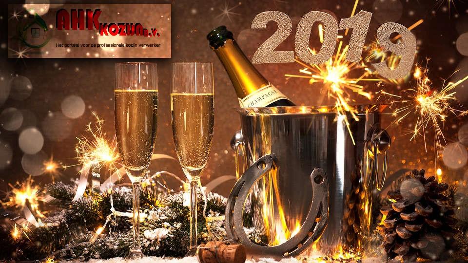 beste wensen 2019, nieuwjaarsgroet 2019, gezond en goed 2019, prettige jaarwisseling en gezond plezierig 2019