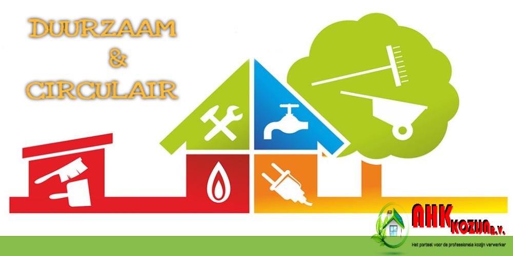 circulair bouwen, circulaire renovatie, duurzaamheid, verduurzaming woning, duurzame kozijnen, duurzaam investeren kozijnen, energiezuinige ramen, isolatie kozijnen,