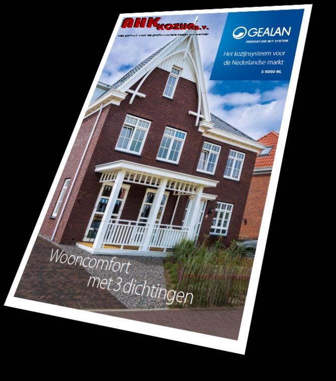 brochure gealan, folder gealan, gealan folders, gealan brochures, gealan informatie, gealan pdf, pdf brochure,GEALAN,