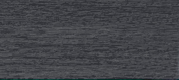 Deco RAL 7016 generft - Antracietgrijs