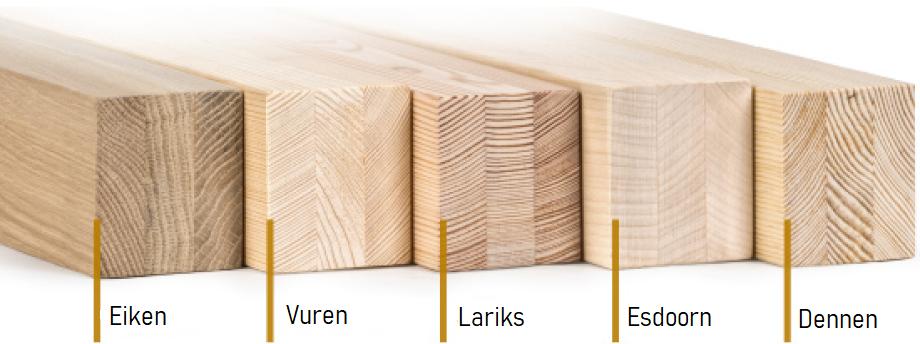 Chemische houtmodificatie, houtmodificatie, houten kozijn soorten, kozijnsoorten hout, gemodificeerd hout,
